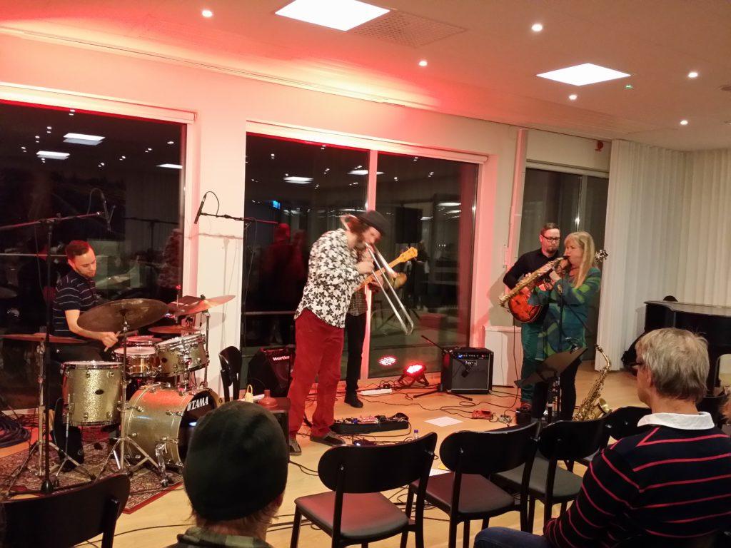 PM & Vänner Jazzfestival 2016 i Växjö