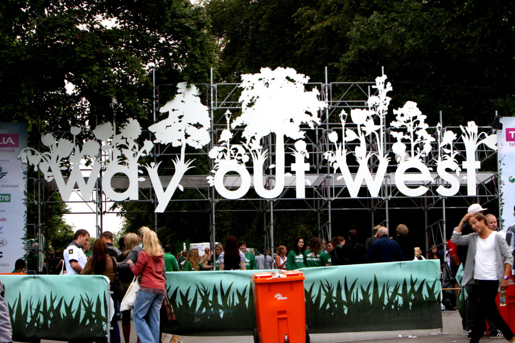 Way Out West festivalen 2016